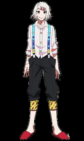 Suzuya anime