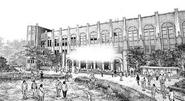 Teihou University