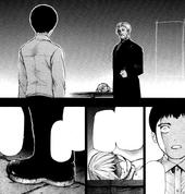 Amon discovers Donato's secret
