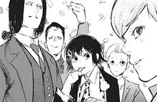 Suzuya al matrimonio di Yoriko