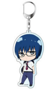 Arima's keychain (Jack version)