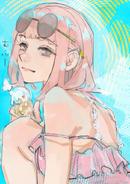 Hairu Ihei Birthday Illustration by Ishida Sui (29 september 2018)