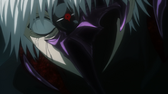 Maschera Kakuja Kaneki Anime √A