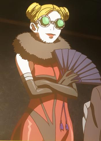 Madame A
