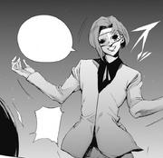 Kanae trova Mutsuki