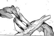 Amon's Kagune blade