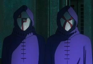 Bin brothers anime