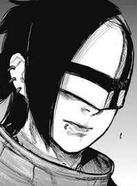 Uta's mask during Dragon arc
