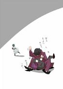 Post Re Episode 4 Illustration by Ishida Sui (24 april 2018)