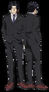 Marude anime design full view