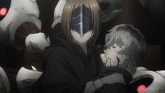 Hinami saves Sasaki from Takizawa re anime