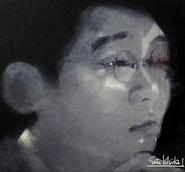 Illustration of Tomoya Maeno as Ippei Kusaba