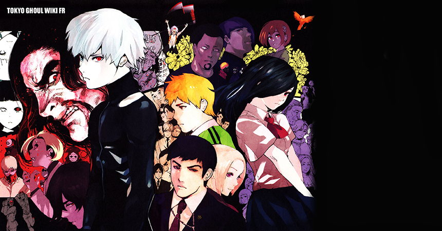 Tokyo Ghoul wikislider