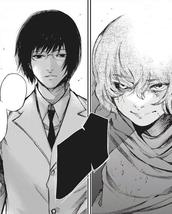 Eto and Arima's confrontation 2
