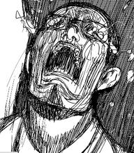 Matsuri piange la morte di suo padre