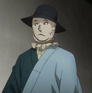 Scarecrow re anime