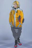 Kuramoto Itou drawn by Ishida Sui 02122017
