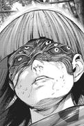Kurona's kakuja mask