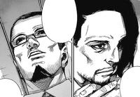 Yoshitoki e Matsuri discutono sui risultati dell'operazione di Sterminio