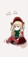 Ishida's illustration of Shinku
