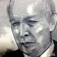 Illustration of Kunio Murai as Yoshimura