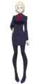 Akira Mado anime design front view.png