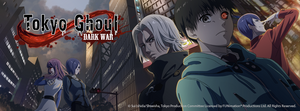 Tokyo Ghoul Dark War visual two