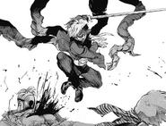 Sasaki defeats white suits