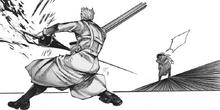 Arima contro Ayato