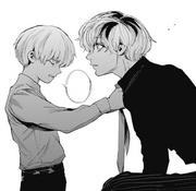 Kaneki und Haise