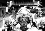 Enji and Apes
