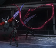 Taruhi's whip-like form