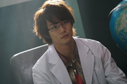Film-Charakter-Vorstellung Nishiki
