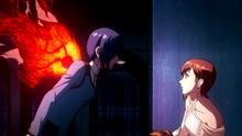 Kimi finding Touka as beautiful
