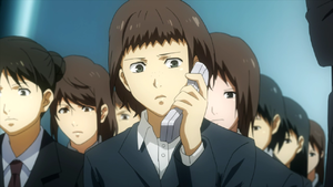 Ruizawa anime