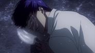 Tsukiyama crying