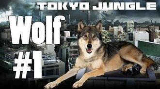 Tokyo Jungle Wolf Survive over 100 years Part 1 of 5