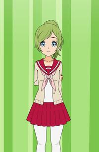 Nashi School Uniform Kisekae