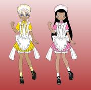 Sally and Biniti