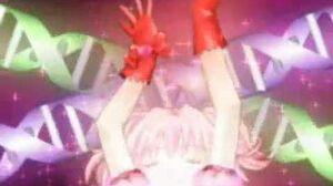 Tokyo Mew Mew Ichigo's Transformation upgrade PsGame