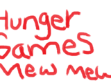 Hunger Games Mew Mew