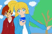 Aisu and Nekutarin