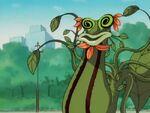 Predasite Plant-Snail