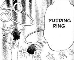 Pudding Ring - Manga