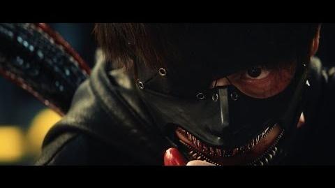 映画『東京喰種 トーキョーグール』特報映像