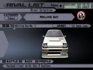 TXR3 Rolling Guy 1 Front