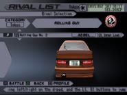 TXR3 Rolling Guy 2 Rear