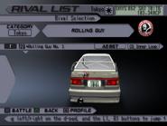 TXR3 Rolling Guy 1 Rear