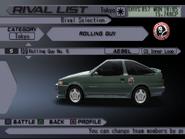 TXR3 Rolling Guy 5 Side L