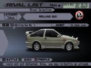 TXR3 Rolling Guy 1 Side R